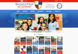 Visit the BridgePrep Academy District Website